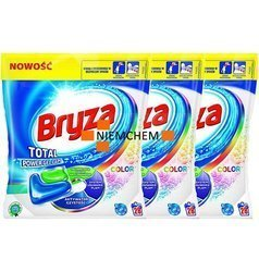Bryza Total Power Color Kapsułki do Prania 3 x 28szt