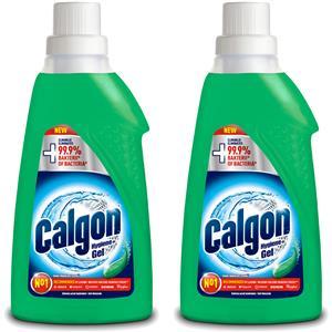 Calgon Hygiene+ Plus Żel Odkamieniacz do Pralki 2 x 750ml