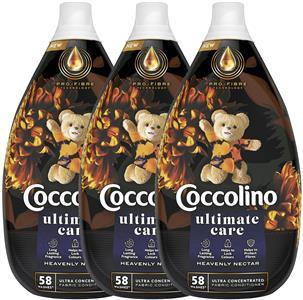 Coccolino Ultimate Care Heavenly Nectar Płyn do Płukania 174pr 3 x 870ml.