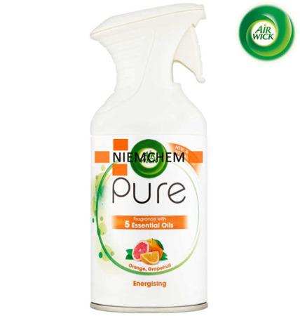 Air Wick Pure Energising Odświeżacz Spray 250ml