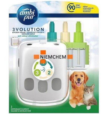 Ambi Pur 3Volution Animals Pet Odour Eliminator Zestaw PL