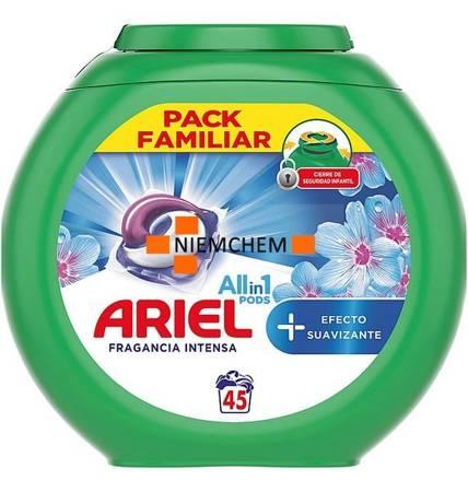 Ariel All in 1 Pods Kwiatowe Kapsułki do Prania 45szt ES