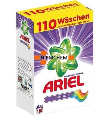 Ariel Color Proszek do Prania Kolor 110pr 7,15kg DE