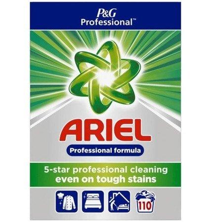 Ariel Professional Proszek do Białego 110pr 7,15kg BE