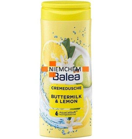 Balea Buttermilk Lemon Żel pod Prysznic 300ml DE