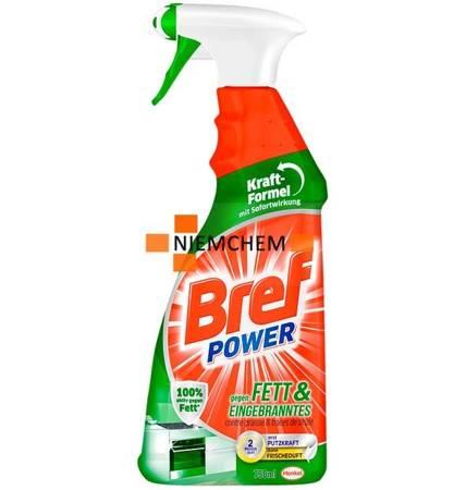 Bref Fett Czyszczenia Kuchni Tłuszcz 750m Spray DE