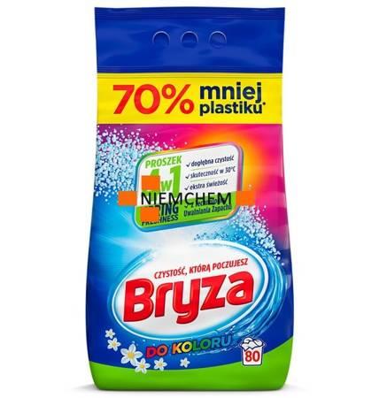 Bryza Spring Freshness 4w1 do Koloru Proszek do Prania 80pr 6kg