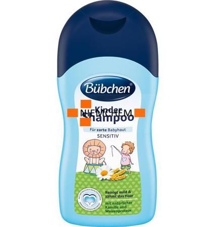 Bubchen Kinder Szampon Rumiankowy dla Dzieci 400ml DE