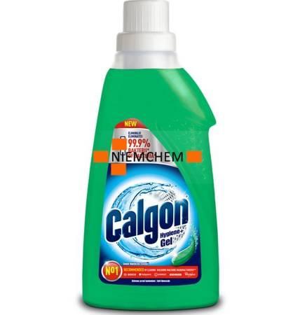 Calgon Hygiene+ Plus Żel Odkamieniacz do Pralki 750ml