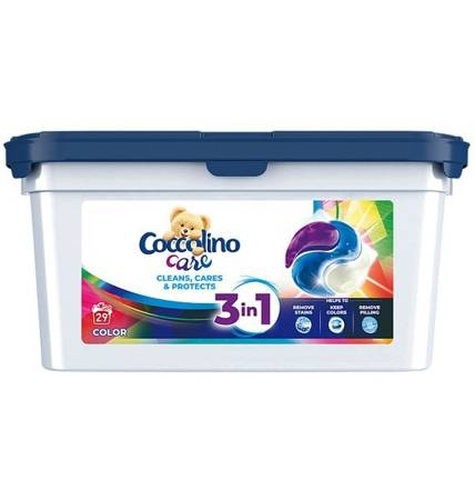 Coccolino Care Color Kapsułki Prania Kolor 29szt