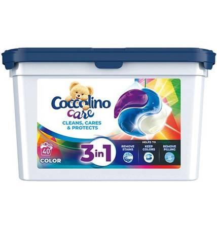 Coccolino Care Color Kapsułki Prania Kolor 40szt