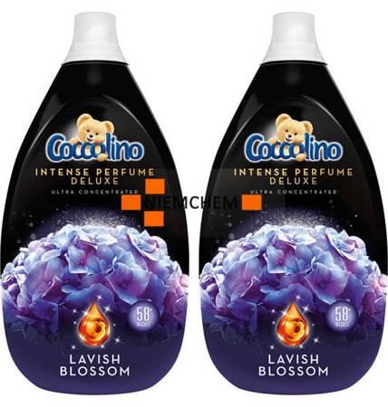 Coccolino Perfume Deluxe Lavish Blossom Płyn do Płukania 116pr 2 x 870ml