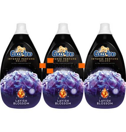Coccolino Perfume Deluxe Lavish Blossom Płyn do Płukania 174pr 3 x 870ml