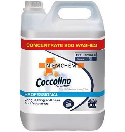 Coccolino Professional 5L Pure Płyn Płukania 200pr