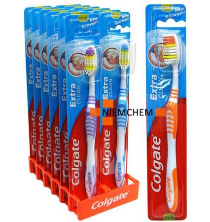 Colgate Extra Clean Szczoteczka do Zębów Medium
