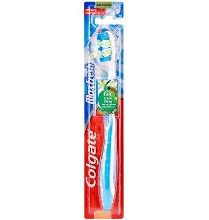 Colgate MaxFresh Medium Szczoteczka do Zębów UK