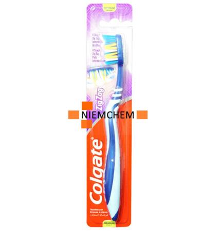 Colgate Zig Zag Medium Szczoteczka do Zębów UK