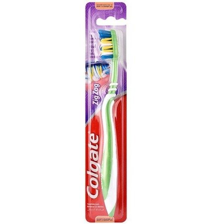 Colgate ZigZag Soft Szczoteczka do Zębów FR