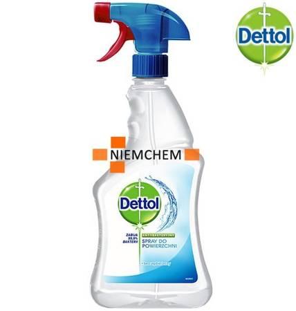 Dettol Antybakteryjny Spray Do Powierzchni 500ml
