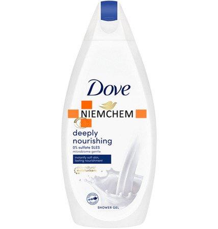 Dove Deeply Nourishing Żel pod prysznic 500ml XL