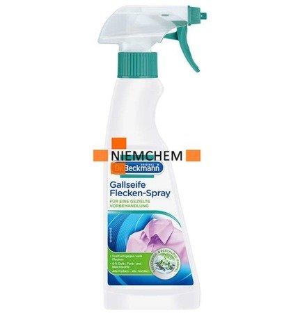 Dr. Beckmann Odplamiacz Szare Mydło Spray 250ml DE
