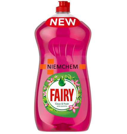 Fairy Clean Pink Jasmine Płyn Naczyń 1,19L XXL UK