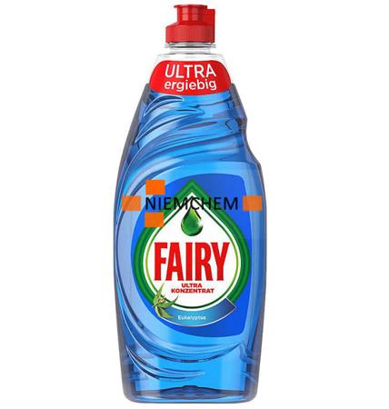 Fairy Ultra Eukalyptus Płyn do Naczyń 625ml DE