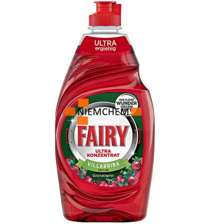 Fairy Ultra Granat Płyn do Naczyń 450ml DE WYPRZEDAŻ