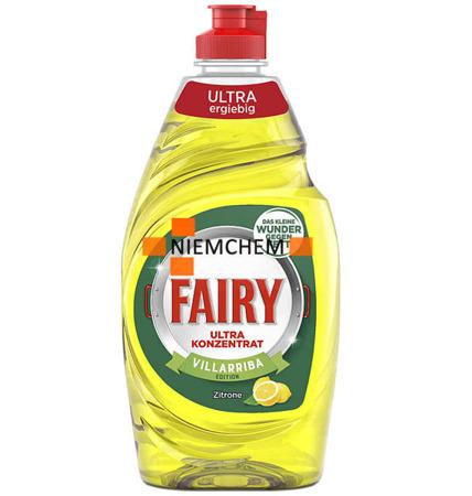 Fairy Ultra Lemon Płyn do Naczyń 450ml DE