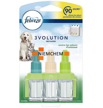 Febreze Ambi Pur 3Volution Animals Świeży Wkład 90 Dni FR