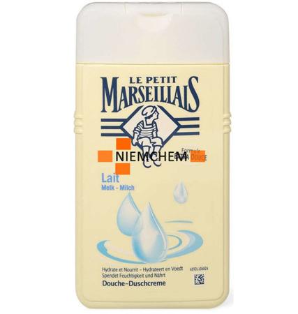 Le Petit Marseillais Mleko Żel pod Prysznic 250ml FR