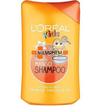 Loreal Mango Szampon 2w1 Włosów dla Dzieci 250ml UK