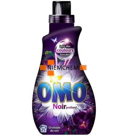 Omo Black Orchidea Żel do Prania Czarnego 25pr FR