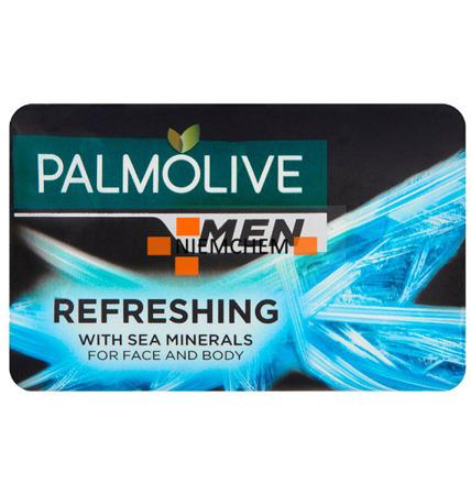 Palmolive Men Refreshing Minerals Mydło Kostka 90g PL