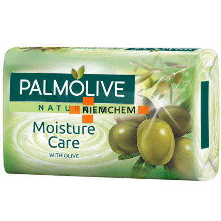 Palmolive Naturals Oliwka Oliwkowe Mydło Kostka 90g PL