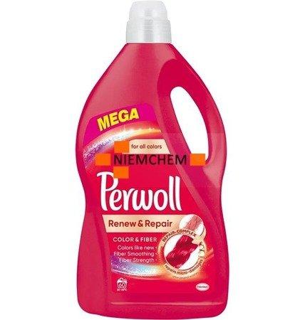 Perwoll Renew & Repair Color Płyn do Prania 60pr 3,6L