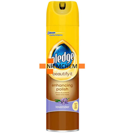 Pledge/ Pronto Wood Lawenda do Drewna Mebli Spray 250ml UK
