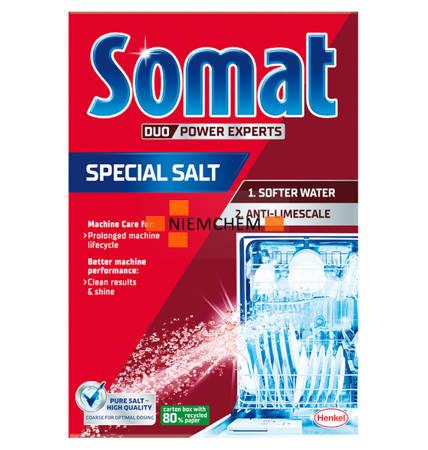 Somat Sól do Zmywarki Drobnoziarnista 1,5kg