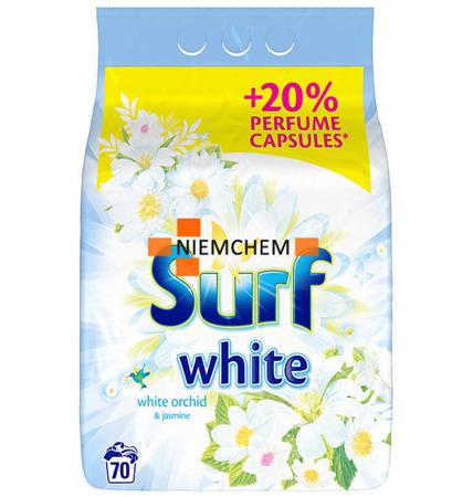 Surf White Orchid & Jasmine Proszek do Prania 4,55kg 70pr