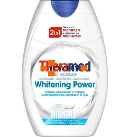 Theramed 2w1 Whitening Power Pasta do Zębów 75ml BE