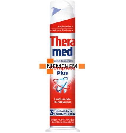 Theramed Complete Plus Pasta do Zębów Tuba 100ml DE