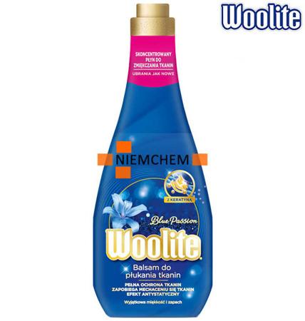 Woolite Balsam Płyn do Płukania Blue Passion 1,2L 50pr